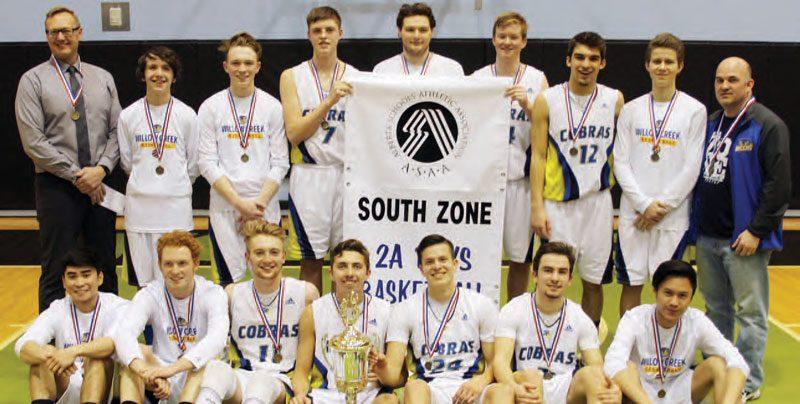 CobrasSeniorBoys Basketball